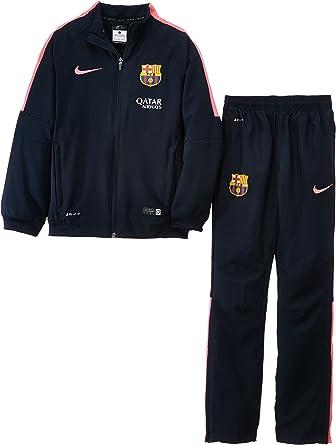 Odia Tentáculo Color de malva  NIKE Barcelona FCB - Chándal, Color Negro/Rosa, Talla XL: Amazon.es:  Zapatos y complementos