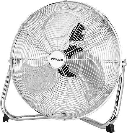 Ventilador de mesa MVPower, ventilador de escritorio, ventilador ...