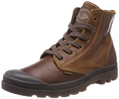 Palladium Herren Pampa Hi Leather Hohe Sneaker