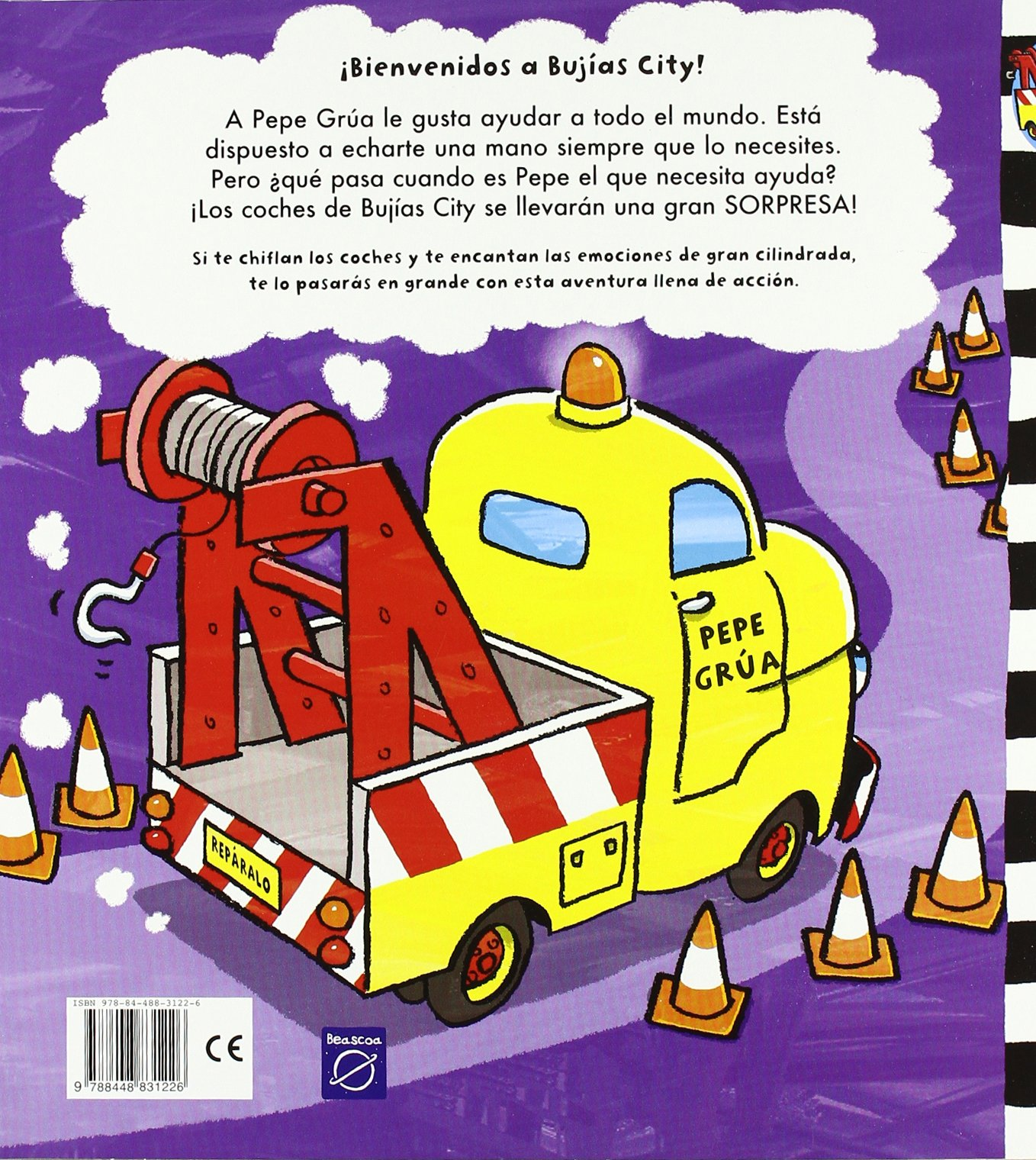Pepe Grúa, el camión taller: Diane Fox / Christyan Fox: 9788448831226: Amazon.com: Books