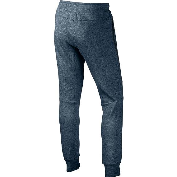 32e8e0ae6967 Nike Men s Tech Fleece Pants Squadron Blue Black Heather Black 545343-460  (Size 3X) at Amazon Men s Clothing store