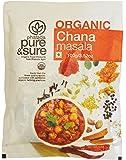 Pure & Sure Organic Channa Masala, 100g