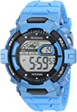 Armitron Sport Men's 40/8278BLU Blue Resin Strap Chronograph Watch