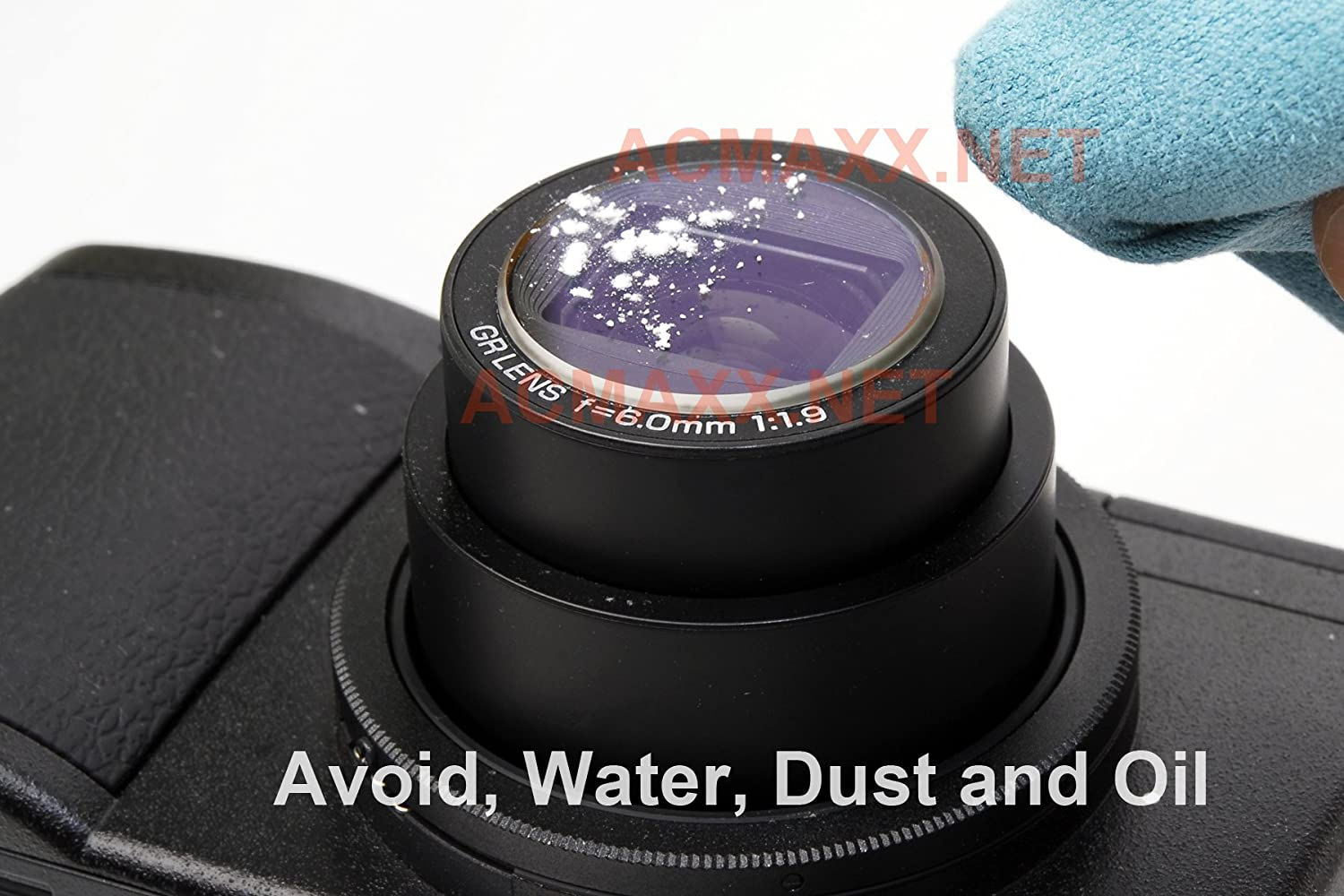 ACMAXX Multi-Coated LENS ARMOR UV FILTER for Canon Powershot SX1 IS Digital Camera