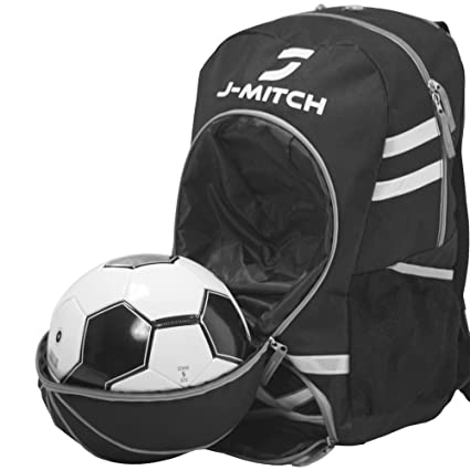 Amazon.com  Soccer Backpack for Girls   Boys  Comes with Ball Holder    Cleat Compartment  Sports   Outdoors 217a6a59865de