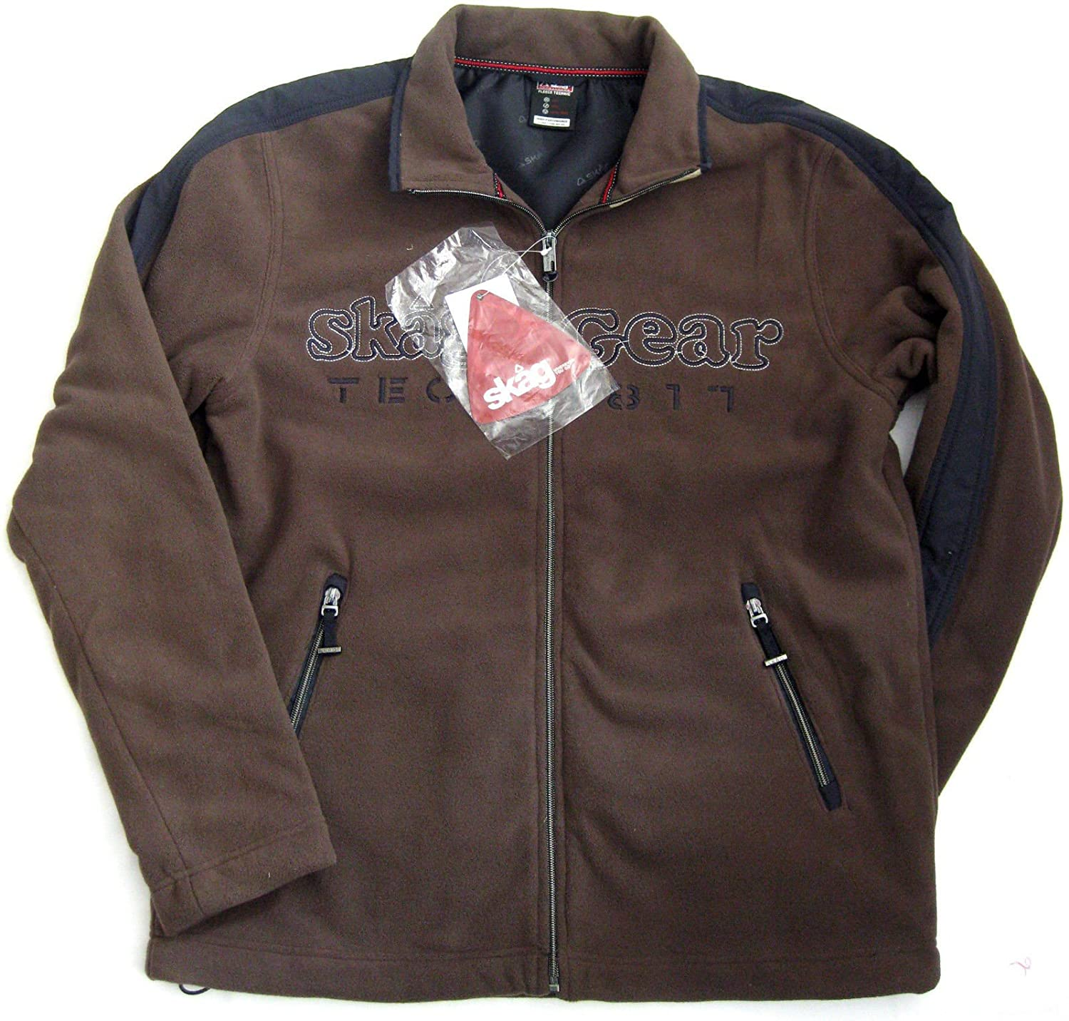 Skag Men's Jacket Brown Brown