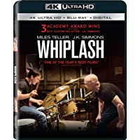 Whiplash [Blu-ray] (Bilingual)