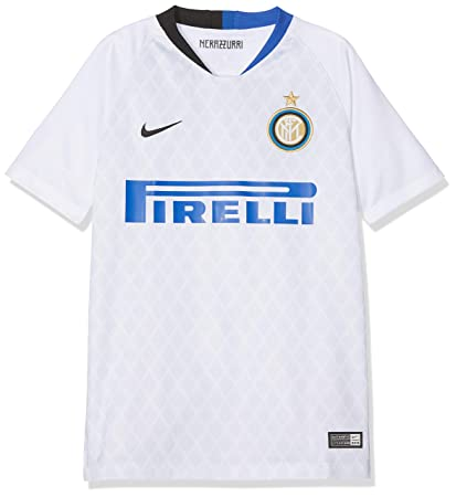 best sneakers dae17 6e0e4 Amazon.com : Nike 2018-2019 Inter Milan Away Football Soccer ...