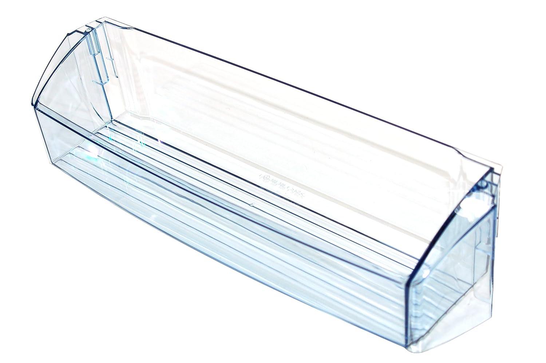 AEG Fridge Freezer Bottle Holder Rack Shelf. Genuine Part Number 2092504055