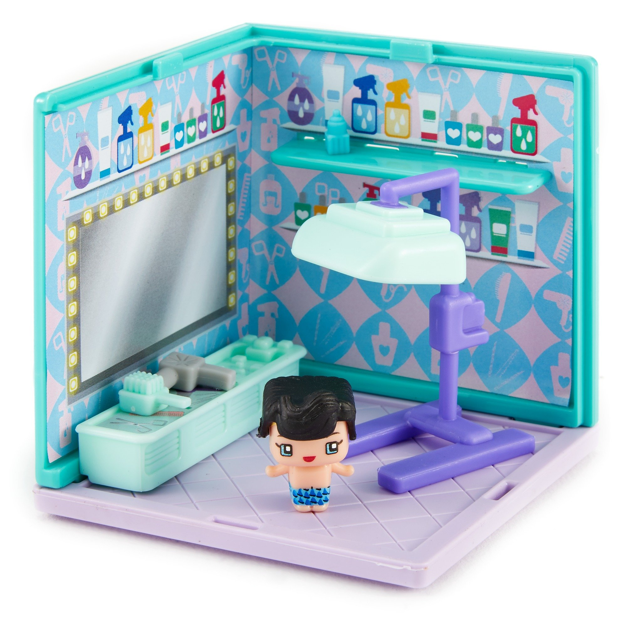 My Mini MixieQ's Bundle - Mini Rooms, Playsets, and Figures by My Mini MixieQ's (Image #6)