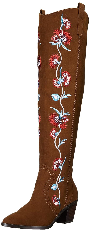 Carlos by Carlos Santana Women's Alexia Fashion Boot B06XKKDYH4 9 M M US|Bourbon