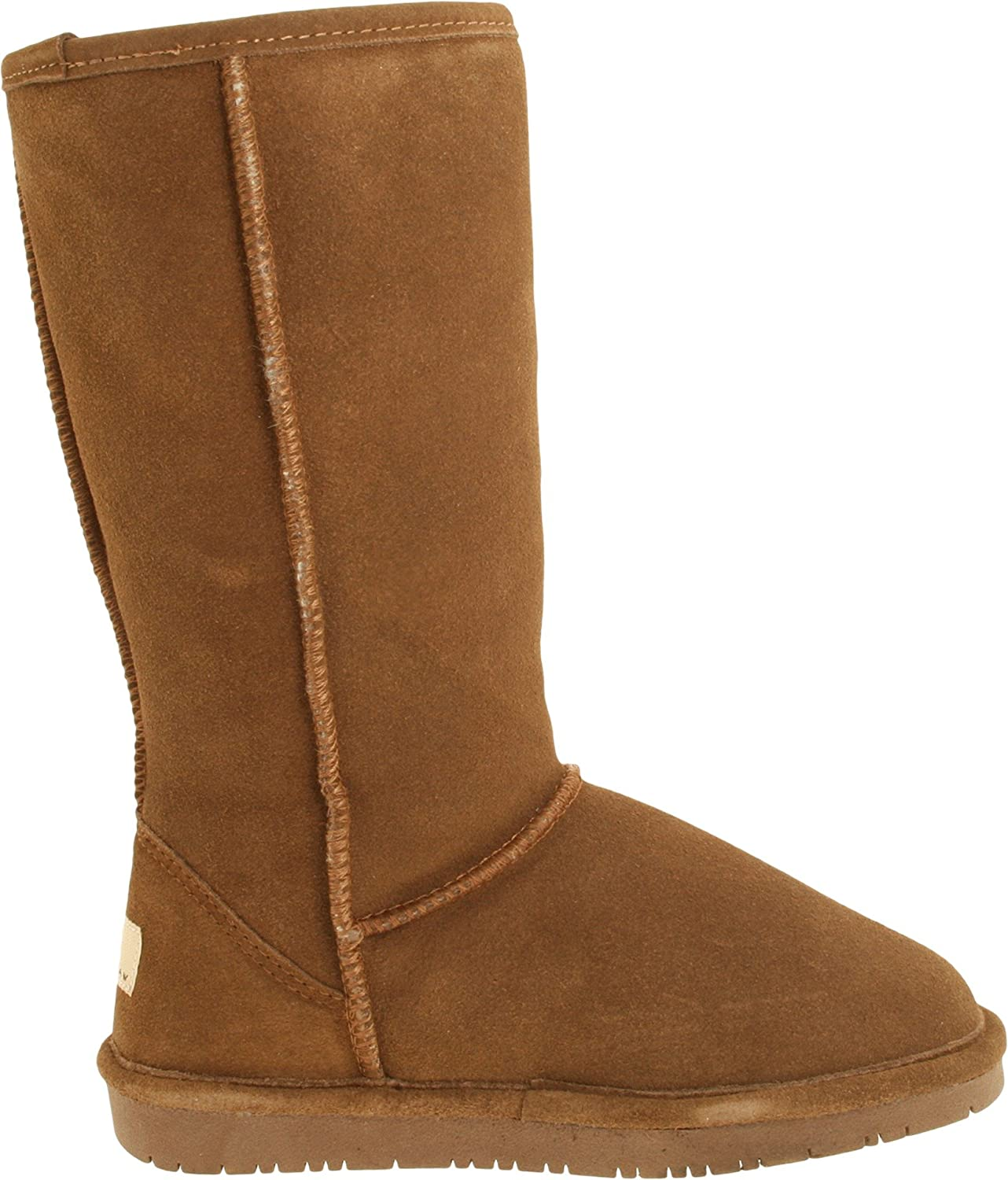 BEARPAW Women's Emma Tall Mid Calf Boot B077R5N2YL 36 M EU|Hickory