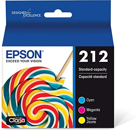 Amazon.com: Epson T212 Claria Cartucho de tinta de capacidad ...