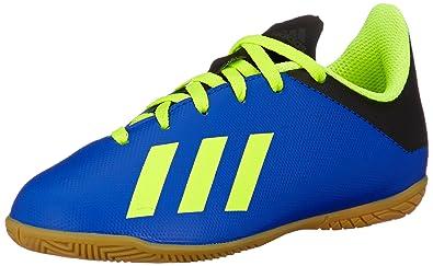 timeless design 97f4e 9a3bd Adidas X Tango 18.4 in, Scarpe da Calcio Unisex-Bambini, Blu Fooblu