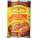 Old El Paso Red Enchilada Sauce, Medium, 10 oz