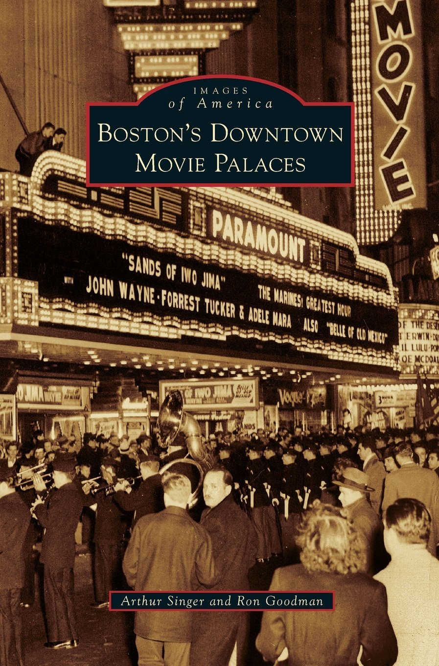 Read Online Boston's Downtown Movie Palaces ebook