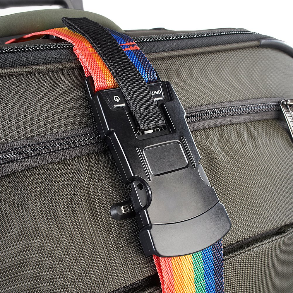 High Road Smooth Trip Digital Scale Luggage Strap