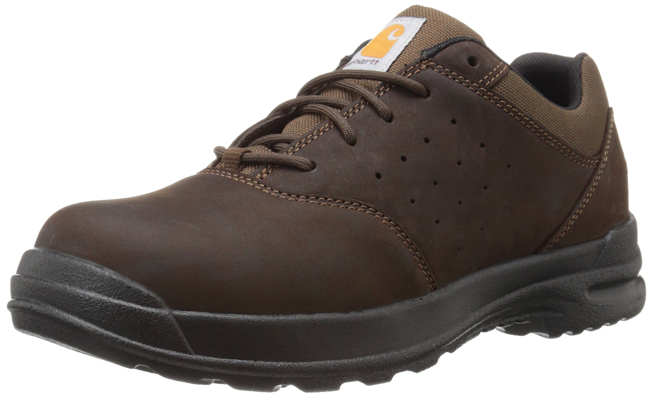 Carhartt Men's CMO3040 Walking Oxford,Dark Brown, 13 M US