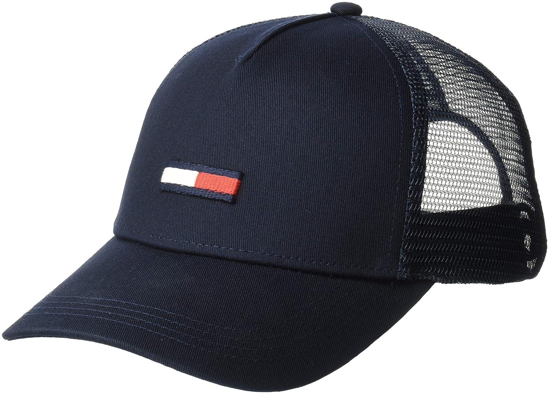 Tommy Hilfiger Mens Flag Trucker Hat