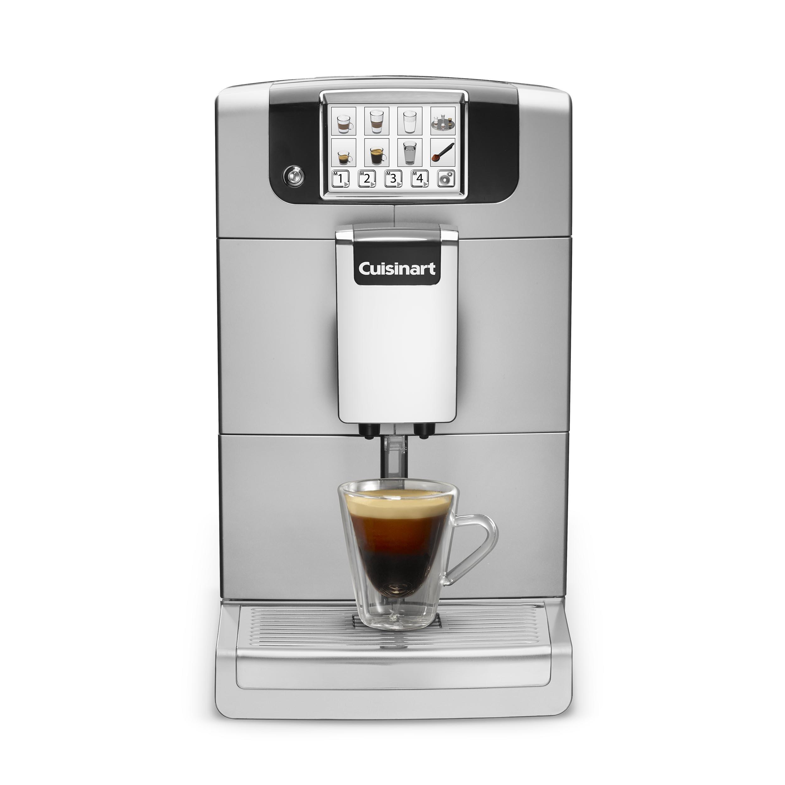 Cuisinart EM-1000 espresso Machine, Silver by Cuisinart
