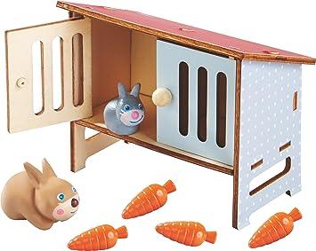 Baukästen & Konstruktion Kinder Hase Kaninchen Spielzeug Erstellen Eigenen Haustier Mit Zubehör Spielset