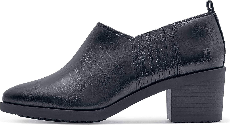 Shoes for Crews Women's Elva Sneaker Black