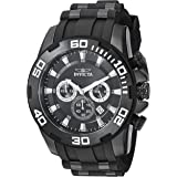 Invicta Men's 'Pro Diver' Quartz Stainless...
