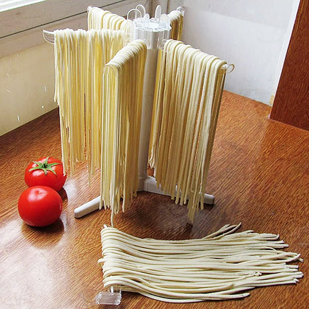 NANHONG S/é Choir /à P/â tes Pliable Support /à Spaghetti Nouilles