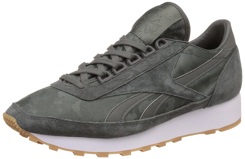 197e55a9a1768 Reebok Aztec T Shoes UK 11 Ironstone White-Gum  Amazon.co.uk  Shoes   Bags