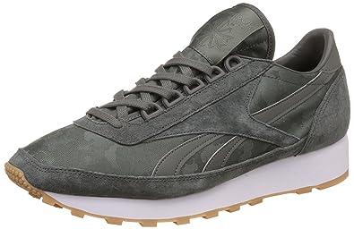 84daed10e51 Reebok Aztec T Shoes UK 11 Ironstone White-Gum  Amazon.co.uk  Shoes ...