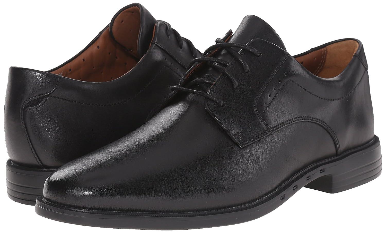 Clarks Men's schwarz Leather Un.Bizley Plain 10.5 EE EE EE - Wide 90b855