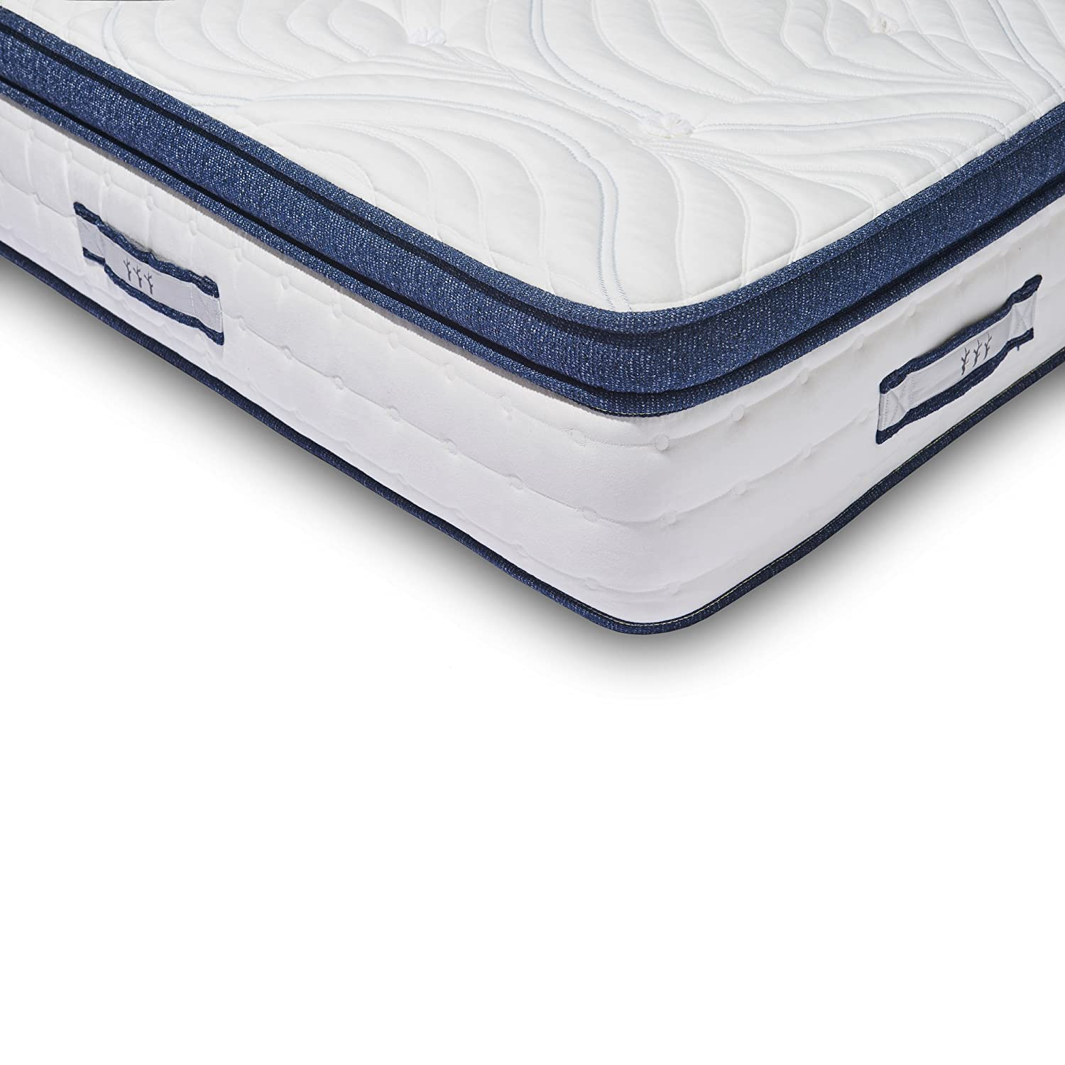brentwood home oceano wrapped mattress reviews
