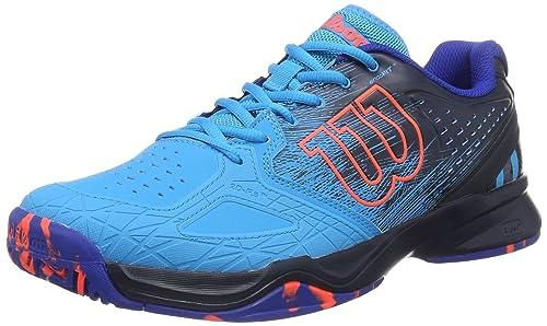 buy popular dedda 2be51 WILSON Kaos Comp, Scarpe da Tennis Uomo: Amazon.it: Scarpe e ...