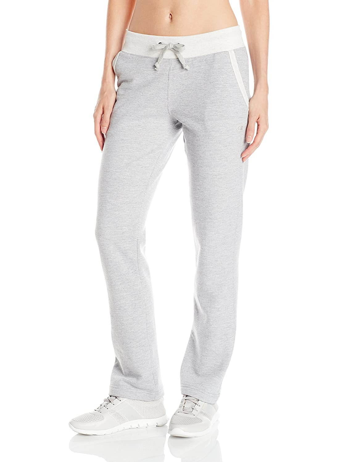 Champion Women's Fleece Open Bottom Pant M1064