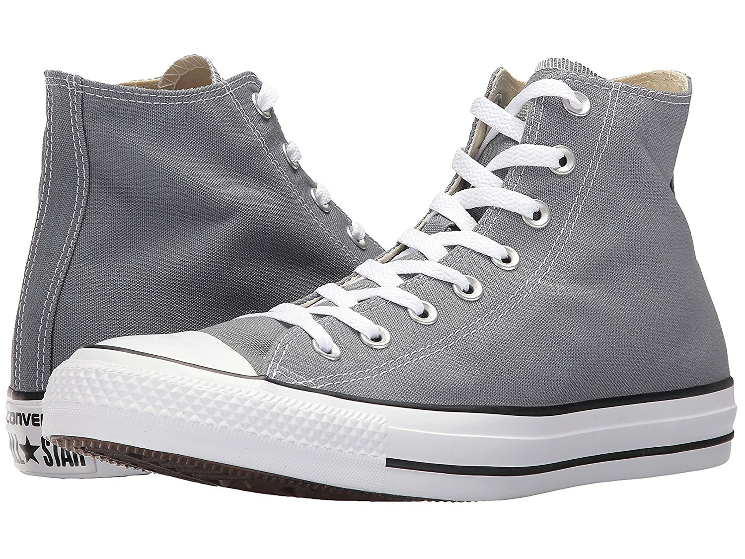 Converse Chuck Taylor All Star High Top B01N2VS9QV 4 D(M) US|Cool Grey