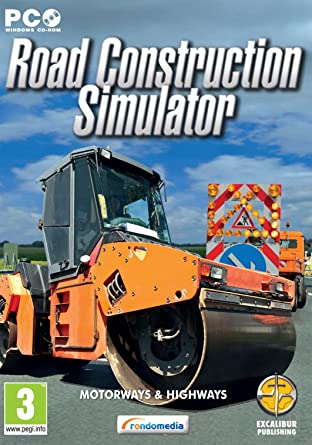 скачать игру road construction simulator