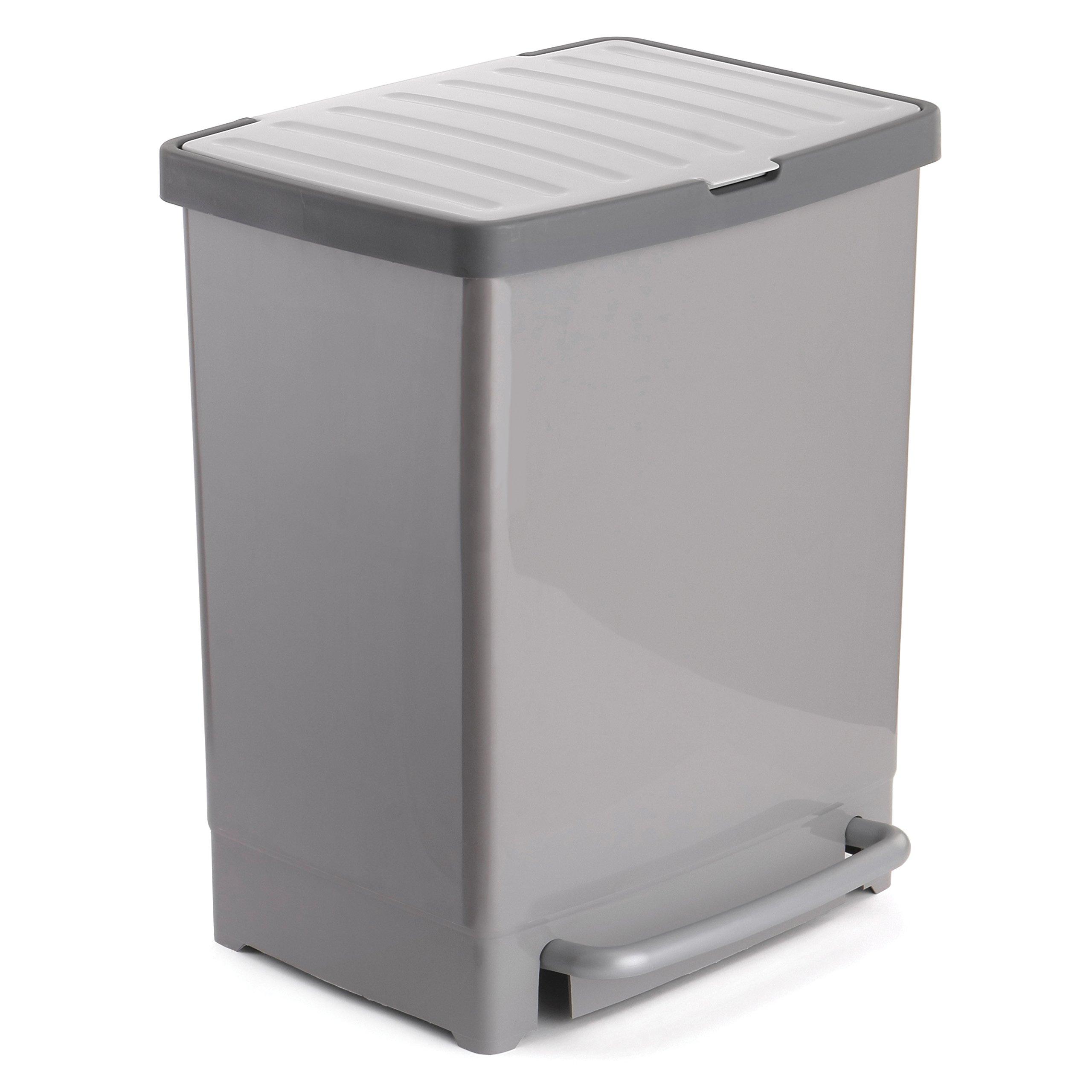 Mejor valorados en Cubos de reciclaje & Opiniones útiles de ...