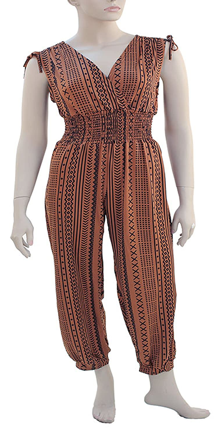 Printed Jumpsuit elegant and beautiful Jumpsuit and rompers for women