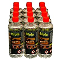 12L PREMIUM BIOETHANOL FUEL FREE DELIVERY UK & IRELAND. For use in fires & stoves.