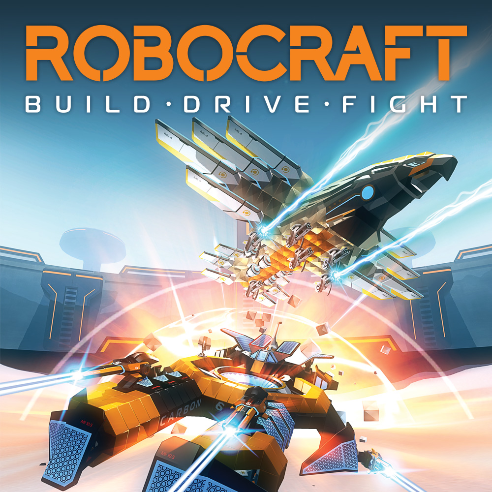 Robocraft free-to-play PC Download [Download] - Import It All