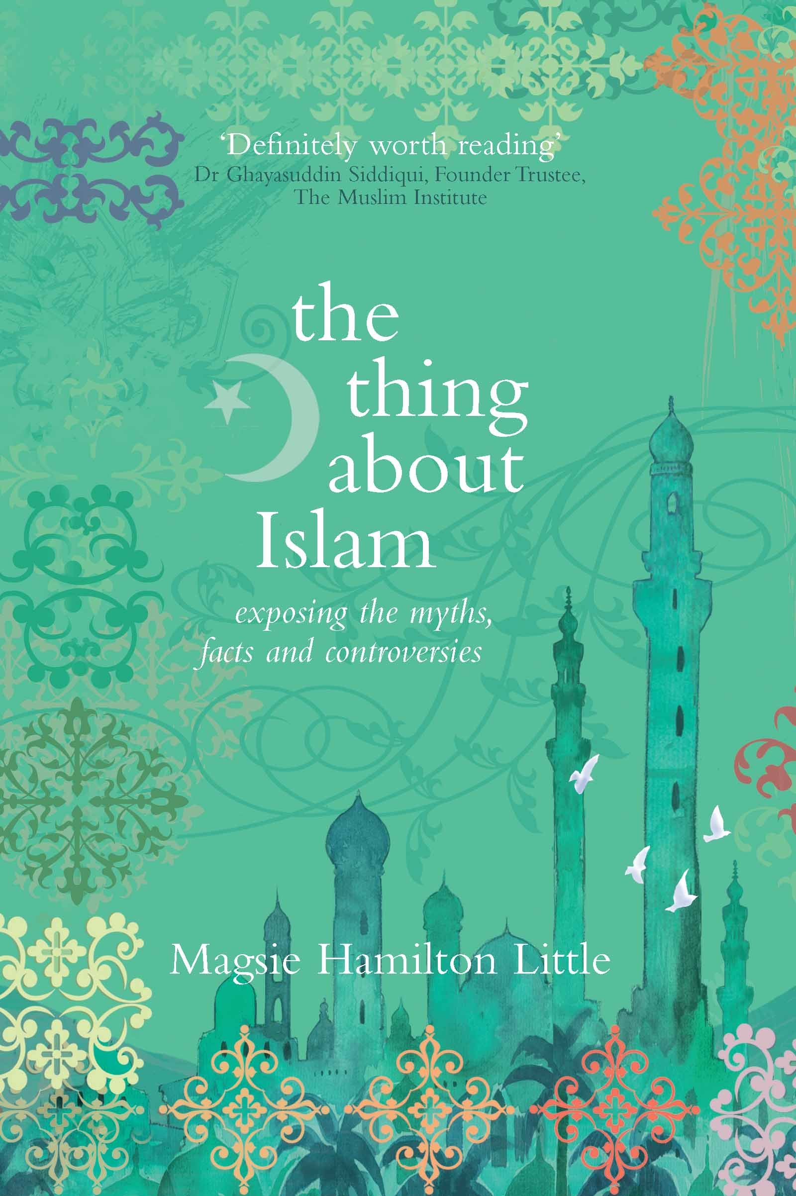 Thing about Islam: Little, Magsie Hamilton: 9781906251536: Amazon.com: Books