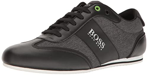 4c158136f1d Hugo Boss BOSS Green Men s Lighter Low Nych Sneaker Fashion