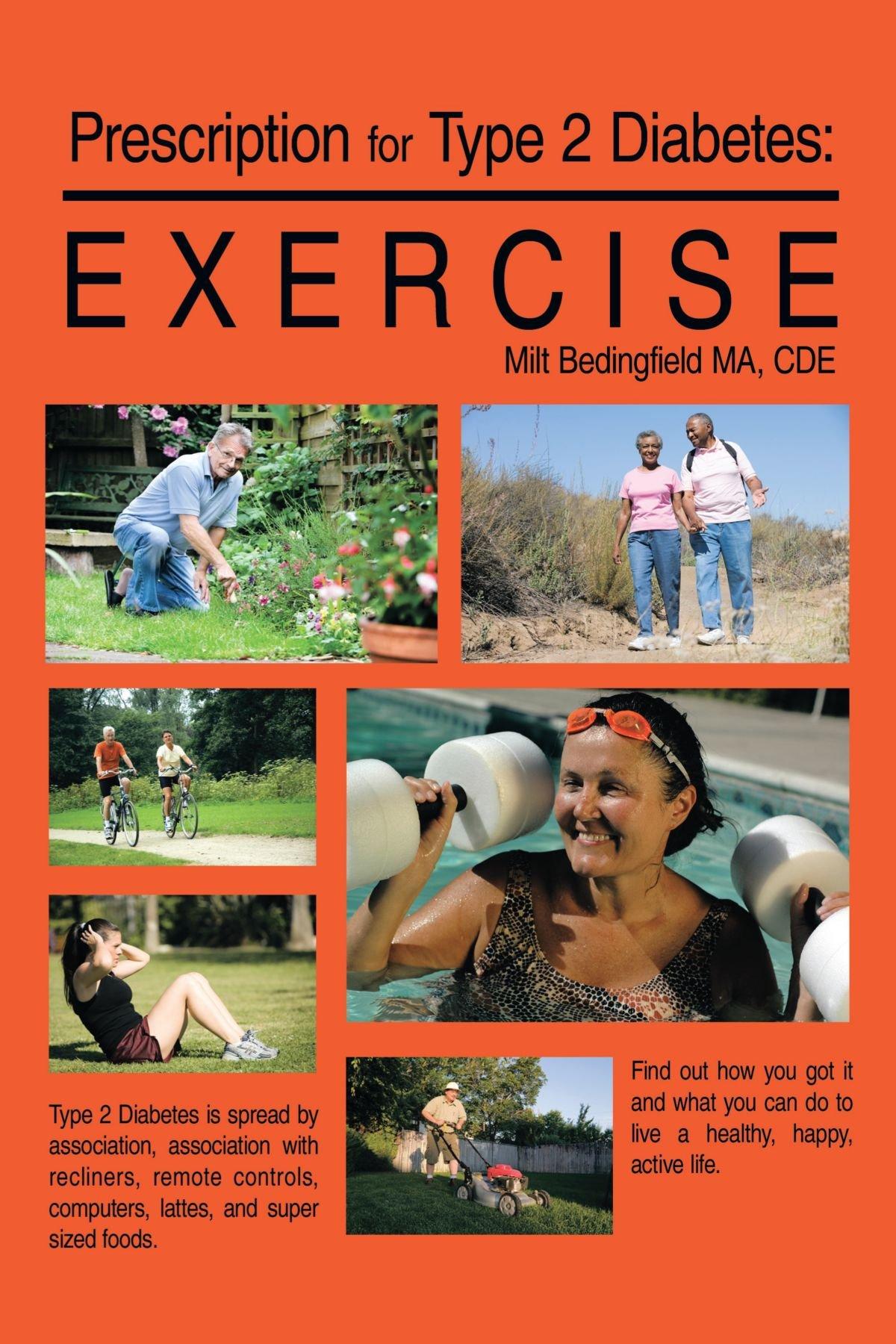 Read Online Prescription for Type 2 Diabetes:Exercise pdf epub