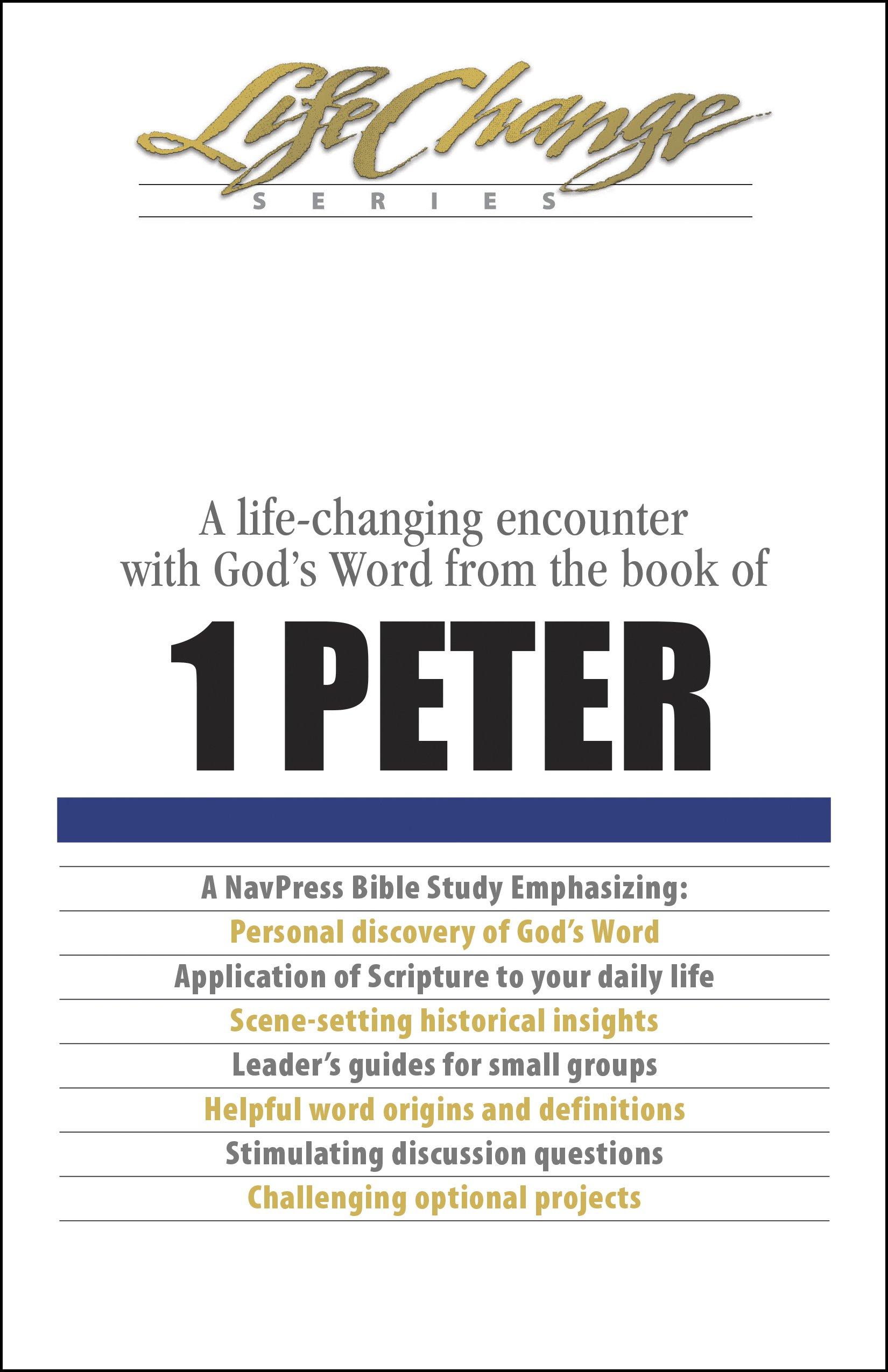 1-peter-lifechange