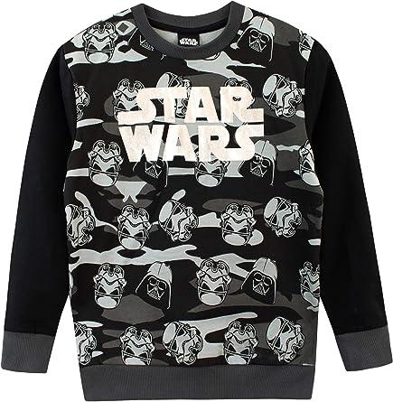 Sweat-Shirt Star Wars Darth Gar/çon