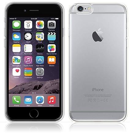 dd767c46e922d1 Amazon.com: SDTEK Case for iPhone 6 / 6s Clear Gel Transparent Soft Premium Case  Cover [Silicone TPU]: Electronics