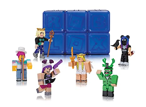 Amazon Com Roblox Celebrity Collection Series 2 Mystery Figure Six