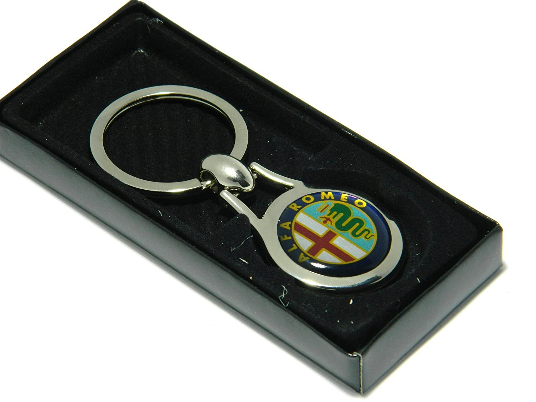 ALFA ROMEO metal Llavero Llavero de regalo auto-badges