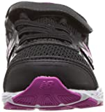 New Balance Girls' 680v5 Hook and Loop Running