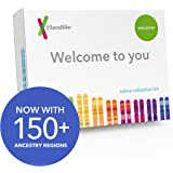 23andMe DNA Test Ancestry Personal Genetic Service - includes at-home saliva collection kit